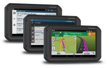 Garmin® fleet™ 700-serien – surfplatta för fleet management och telematics