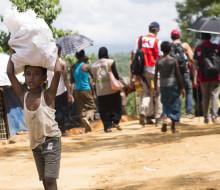 6 månader in i Rakhines flyktingkris: En hel generation barn riskerar att förlora sin framtid