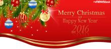 溫馨聖誕佳節,歡度美好新年