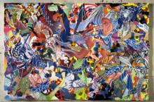 Frank Stella Recent Work - Vernissage onsdagen den 24 maj, kl 18-20