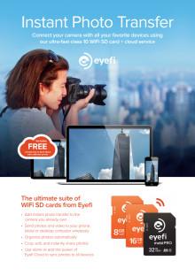Eyefi Mobi Pro datablad