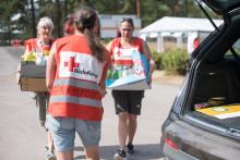 8 av 10 svenskar: volontärer har stor betydelse i svensk krisberedskap