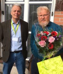 Föreningsentusiast ny ordförande i Riksförbundet Svensk Trädgård