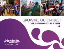Mondelez International Foundation 2018 Fact Sheet