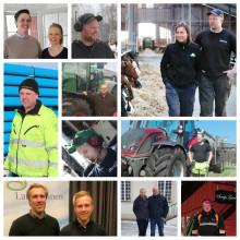 Svenska lantbrukare prisas av Lantmännen