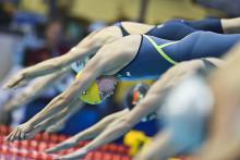 Möt några av världens största simstjärnor  - pressträff inför Swim Open!