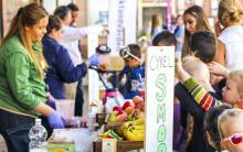 Odlande stadsbasarer startar året-runt–odling mitt i staden i Stockholm och Helsingborg