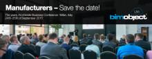 Årets konferens för tillverkare – BIMobject® LIVe 2015 i Milano