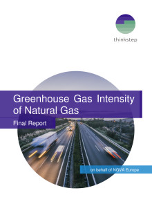Greenhouse Gas Intensity of Natural Gas