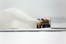 Winter operations: This is how we do it at Oslo Airport