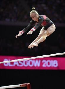 Jonna Adlerteg sannolikt klar för historisk VM-final i barr