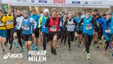 4500 löpare springer ASICS Premiärmilen i morgon