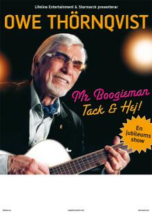 OWE THÖRNQVIST - Mr Boogieman -
