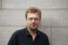 Fredrik Harstad får läromedelspriset Lärkan 2018