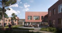 LINK arkitektur vinder konkurrence om Fællesskabets Hus i Ry