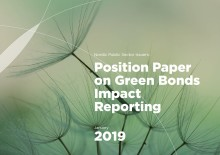 ​Nordic issuers update their green bonds impact reporting guide