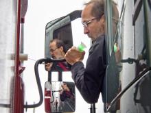 MHF hoppfulla efter Trafikverkets nya utredning om nykterhetskontroller i hamnar