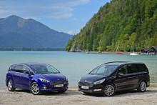 Ford S-Max und Ford Galaxy: Neue Technologien und Antriebe