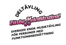 Väsby melodifestival 2012 - delfinal i Stockholm den 16 september