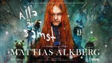 Mattias Alkberg gör 2 timmar musikföreställning på UKK i höst