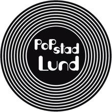 Invigning av utställningen Popstad Lund