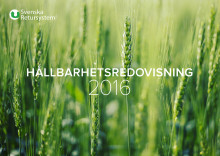 Hållbarhetsredovisning 2016