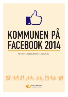 Kreafons rapport - Kommunen på Facebook 2014