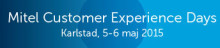 Mitel Customer Experience Days