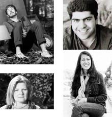 Cecilia Uddén, Dennis Camitz, Rafay Alam och Rebecca Chiao talar på TEDxAlmedalen