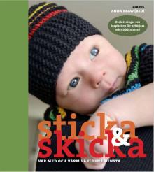 Sticka & skicka – 30 000 barnplagg och en bok i nyutgåva