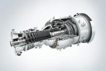 Siemens i Finspång levererar gasturbiner av modell SGT-800 till Chengdu i Kina