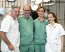 Hornhinnekirurgi i toppklass