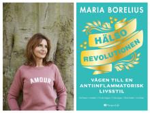 Världskontrakt klart! Succéboken Hälsorevolutionen av Maria Borelius släpps i USA, England, Italien och Norge