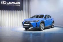 Lexus' første elbil UX 300e