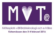 Mötesplats välfärdsteknologi och e-hälsa - MVTe