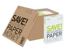 Papyrus exklusiv leverantör av nytt innovativt kopieringspapper