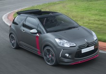 KONCEPTBILEN CITROËN DS3 CABRIO RACING PÅ GOODWOOD