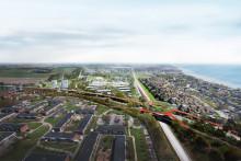 Offentliggjort förslag för ny kustnära stadsdel och Business center i Trelleborg