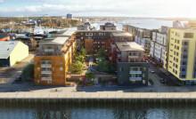 Pressinbjudan: Officiell invigning av Brf Slätpricken på Lillåudden