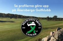 Live it i Matchen mot cancer