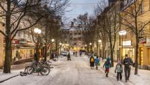 Februari i korthet - kortast kötid i Bromsten, längst på Djurgården