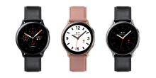 Galaxy Watch Active2 – smartare, snyggare och mer personlig