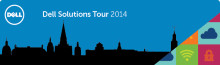 Dell Solutions Tour Stockholm!