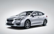 Uuden Subaru Imprezan suosio ylitti nelinkertaisesti ennakko-odotukset
