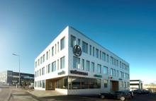 Wästbyggs kontor i Varberg får byggnadspris