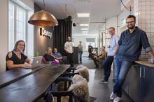 Norrlands yngsta kommunikationsbyrå fortsätter att växa  -  Johan Sandell ny Creative Director i Stockholm