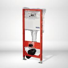 TECEprofil inbyggnadsfixtur med vattentät safetybag - tidsbesparande och säkrare