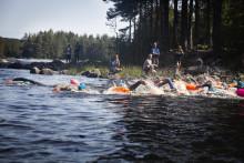 Över 11 500 anmälda till årets stora simmarhelg i Vansbro