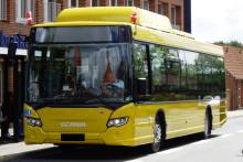 Scania skal levere miljøvenlige gasbusser til Silkeborg