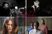 Njut av jazzcafé i vår!